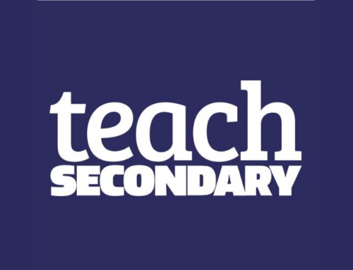 Teach Secondary Magazine – Independent review by John Dabell